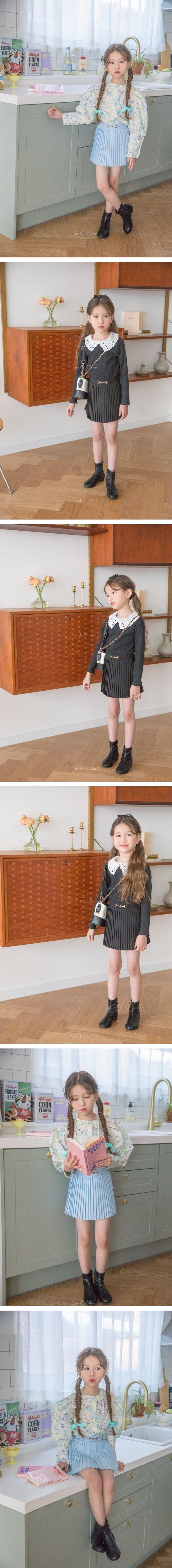 BERRY BERRY - Korean Children Fashion - #Kfashion4kids - Visu Skirt