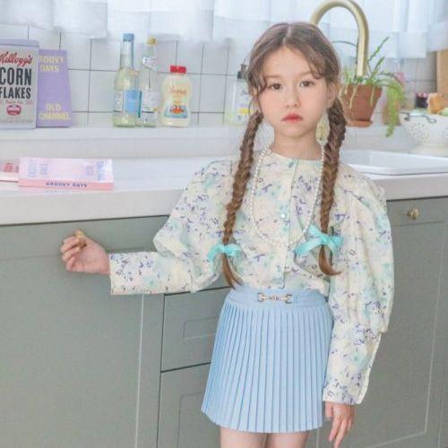 BERRY BERRY - BRAND - Korean Children Fashion - #Kfashion4kids - Visu Skirt