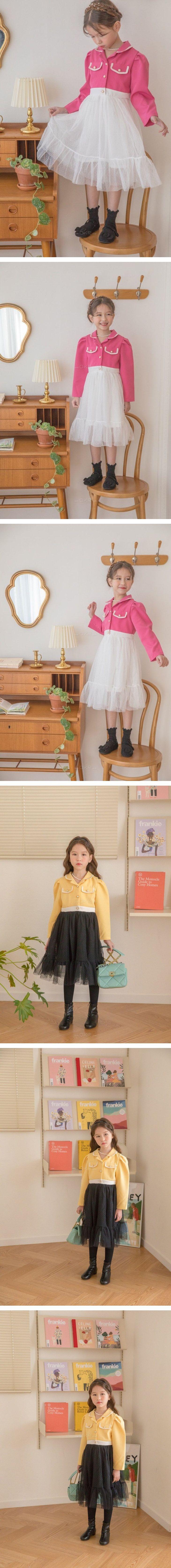 BERRY BERRY - Korean Children Fashion - #Kfashion4kids - Classic One-piece