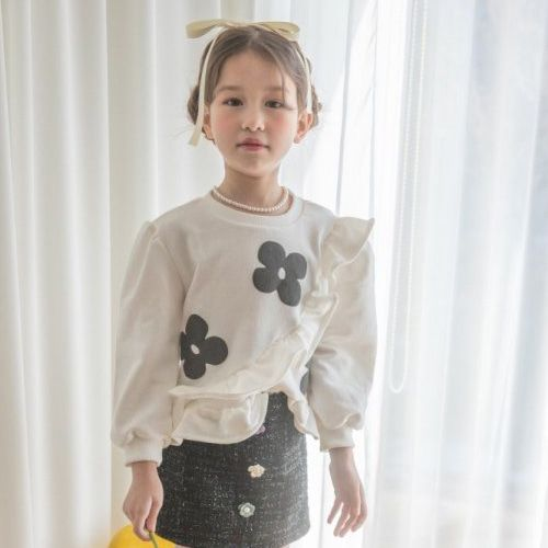 BERRY BERRY - BRAND - Korean Children Fashion - #Kfashion4kids - Tweed Skirt