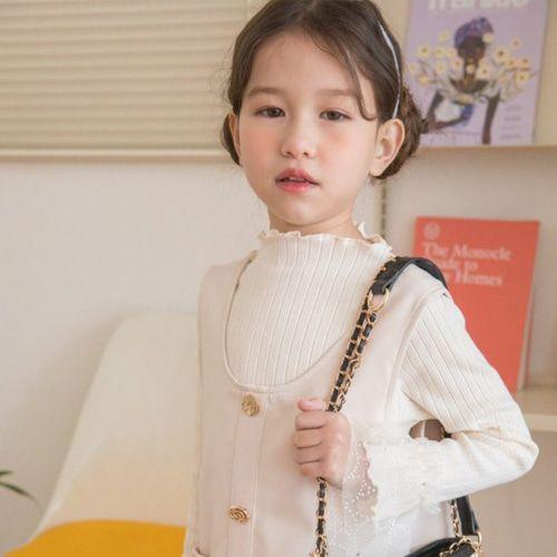 BERRY BERRY - BRAND - Korean Children Fashion - #Kfashion4kids - Rib Tee