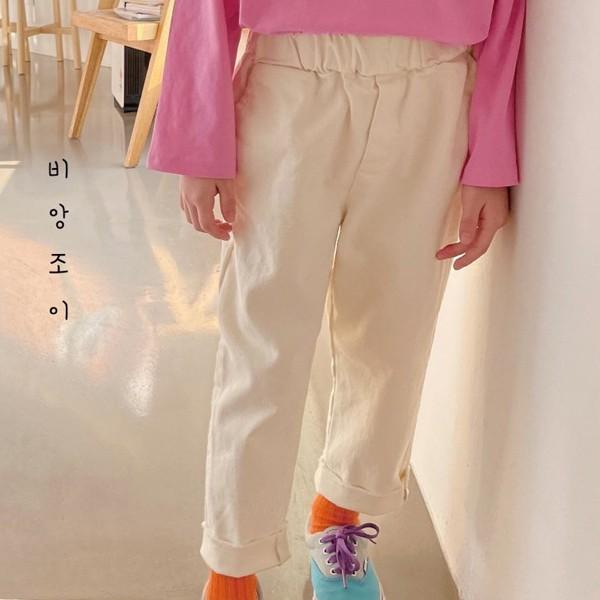 BIEN JOIE - BRAND - Korean Children Fashion - #Kfashion4kids - Monna Pants
