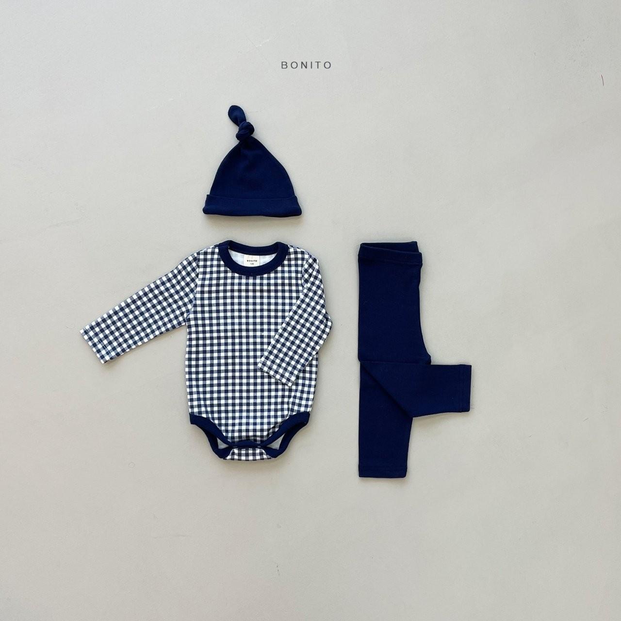 BONITO - Korean Children Fashion - #Kfashion4kids - Rainbow Romper with Leggings - 2