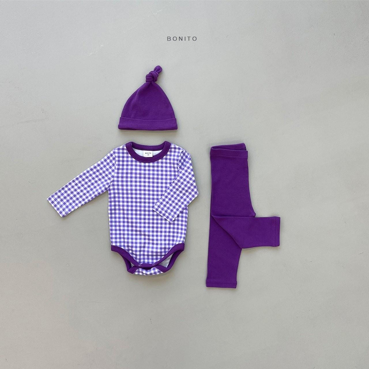 BONITO - Korean Children Fashion - #Kfashion4kids - Rainbow Romper with Leggings - 5