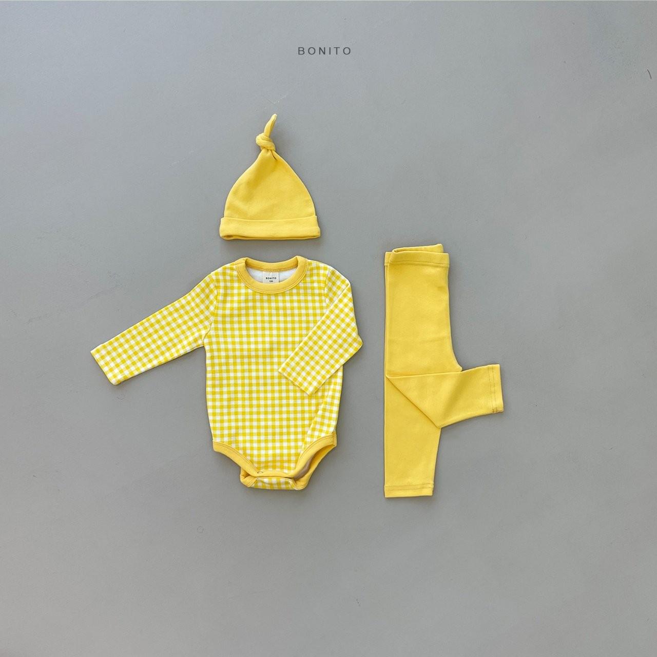 BONITO - Korean Children Fashion - #Kfashion4kids - Rainbow Romper with Leggings - 6
