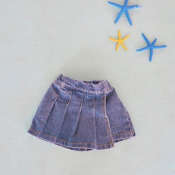 BUBBLE KISS - BRAND - Korean Children Fashion - #Kfashion4kids - Accordion Wrap Short Pants