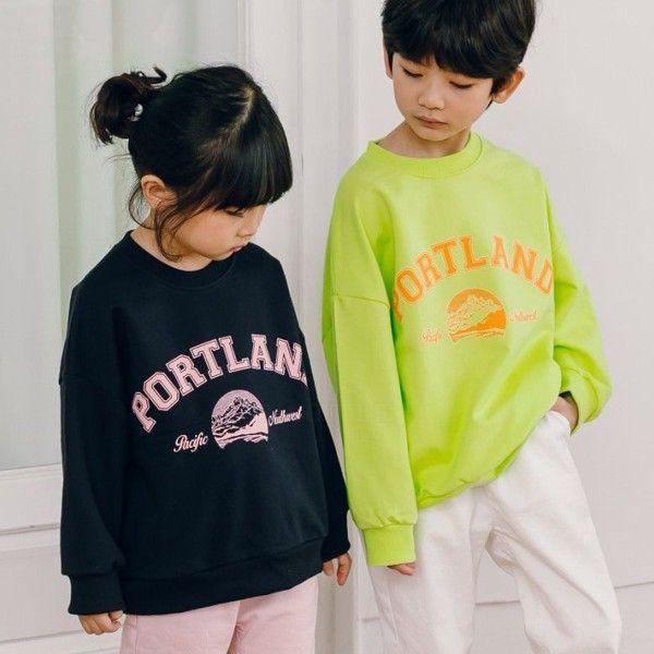 CHURROS - BRAND - Korean Children Fashion - #Kfashion4kids - Portland Sweatshirt