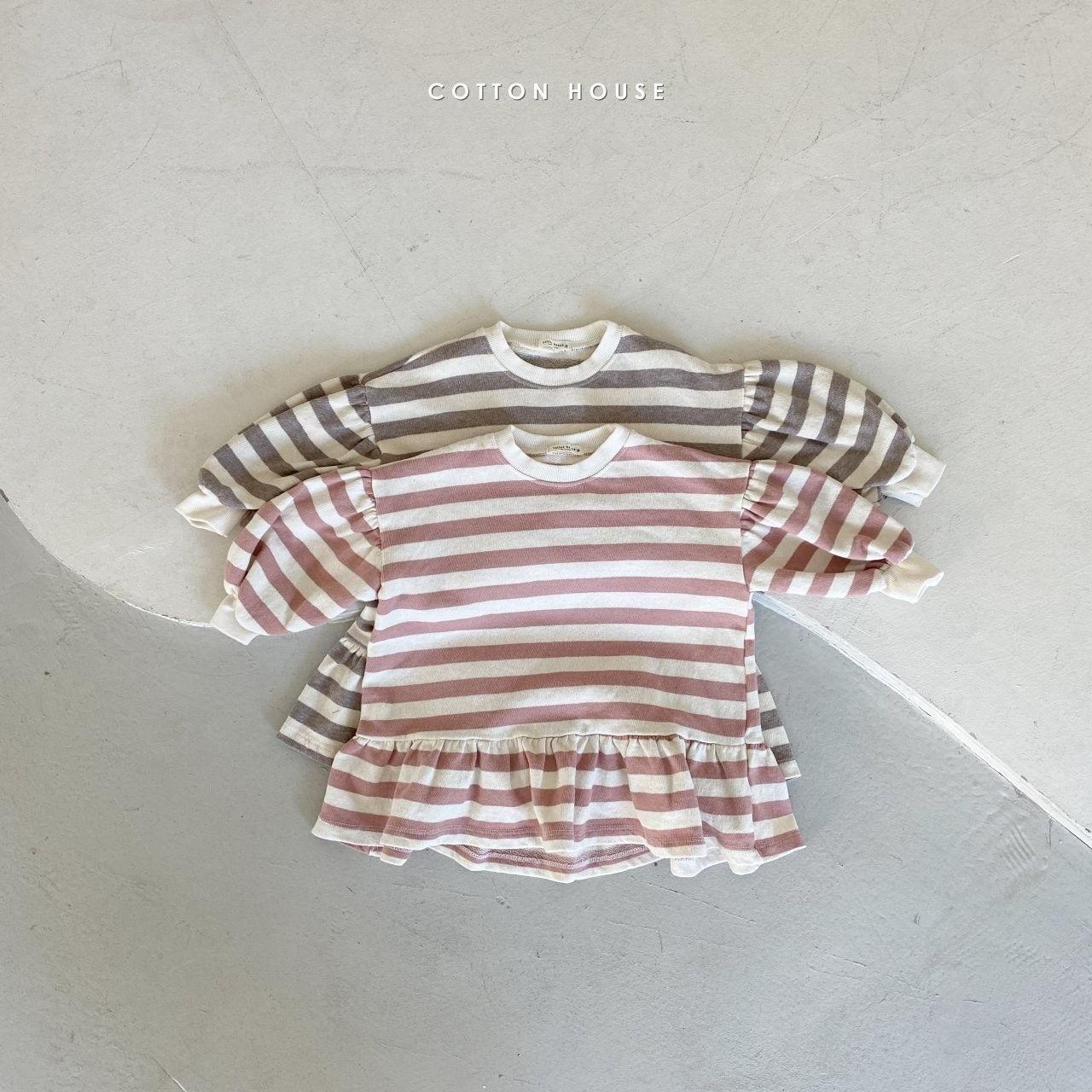 COTTON HOUSE - BRAND - Korean Children Fashion - #Kfashion4kids - Shine Mini One-piece