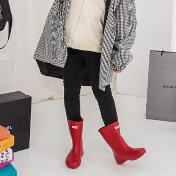 DORE DORE - BRAND - Korean Children Fashion - #Kfashion4kids - Stretchy Basic Leggings