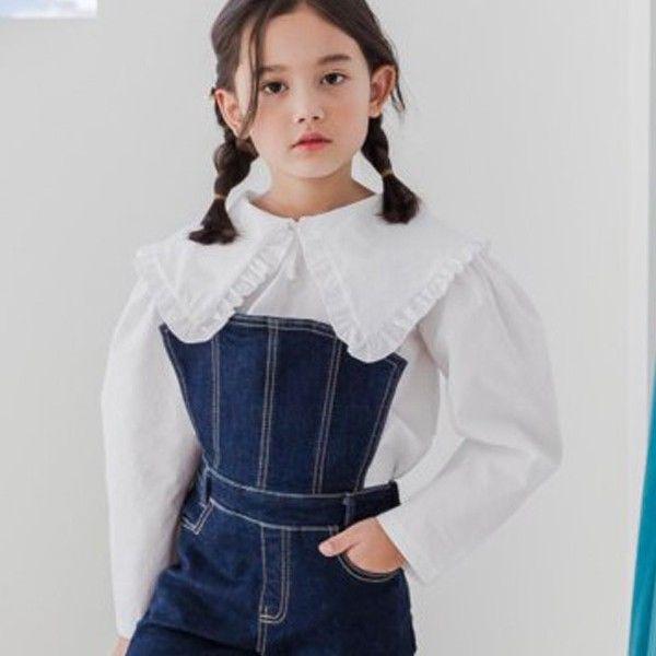DORE DORE - BRAND - Korean Children Fashion - #Kfashion4kids - Carmin Blouse