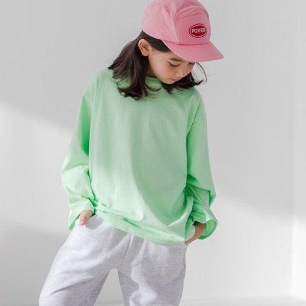 DORE DORE - BRAND - Korean Children Fashion - #Kfashion4kids - Basic Single Tee