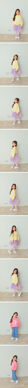 E.RU - Korean Children Fashion - #Kfashion4kids - Res Unicorn Tee