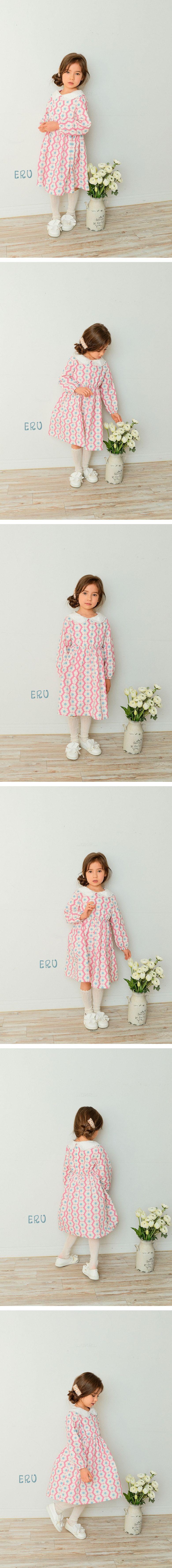E.RU - Korean Children Fashion - #Kfashion4kids - Banava One-piece