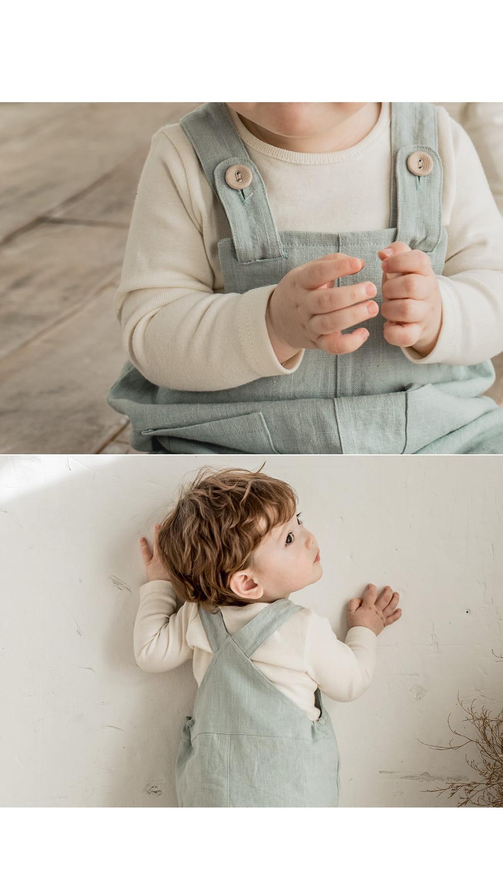 HAPPY PRINCE - Korean Children Fashion - #Kfashion4kids - Louis Basic Tee - 3