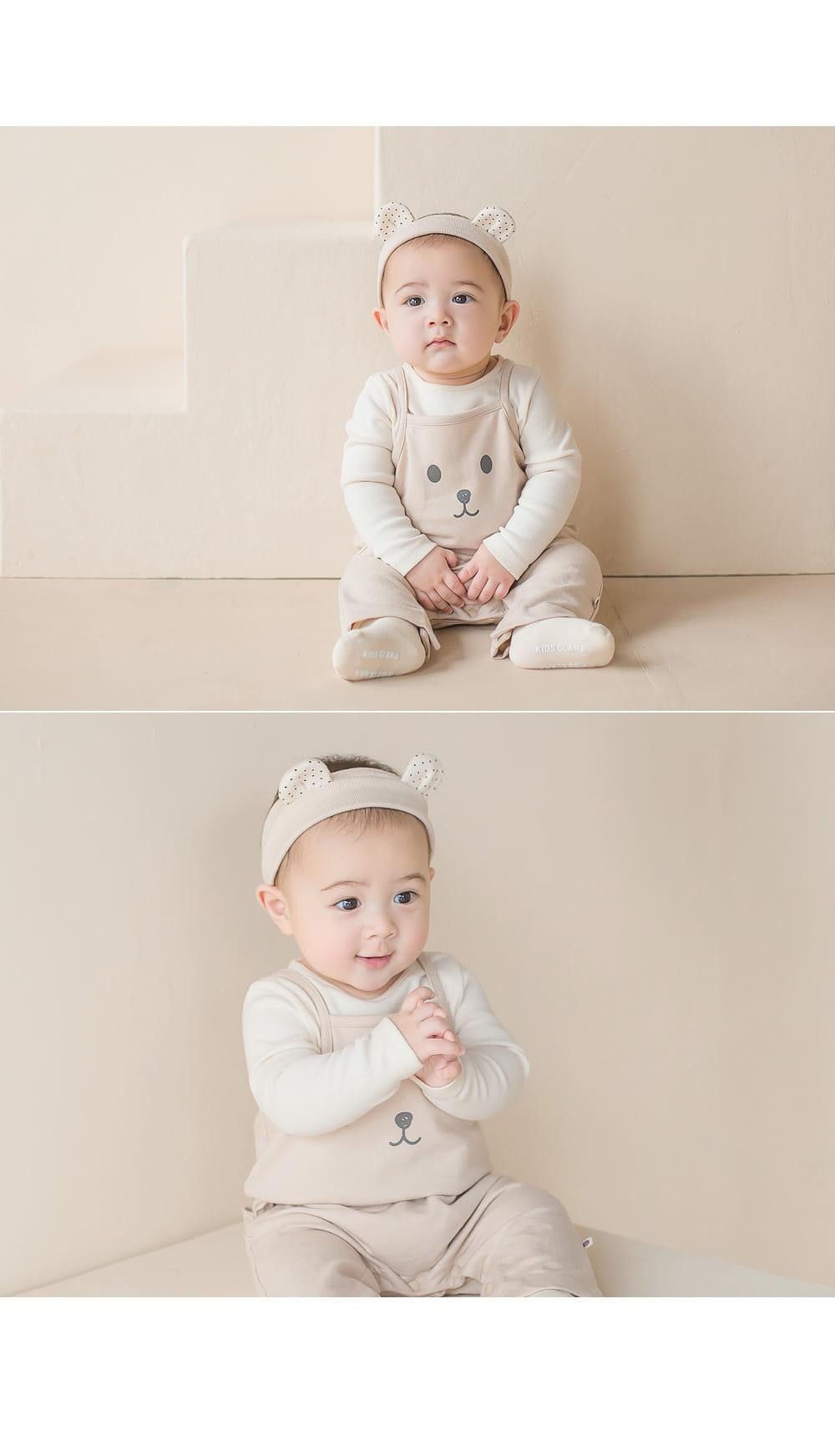HAPPY PRINCE - Korean Children Fashion - #Kfashion4kids - Louis Basic Tee - 5