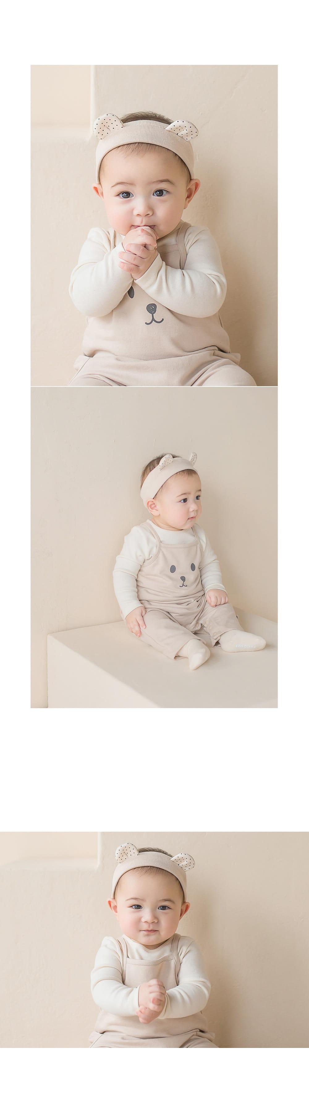HAPPY PRINCE - Korean Children Fashion - #Kfashion4kids - Louis Basic Tee - 6