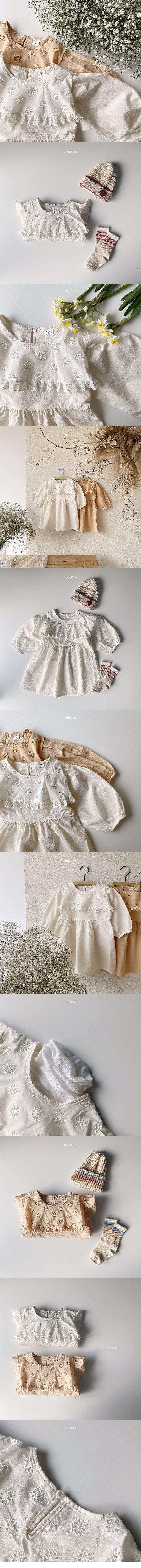 HERE I AM - Korean Children Fashion - #Kfashion4kids - Flare One-piece - 2