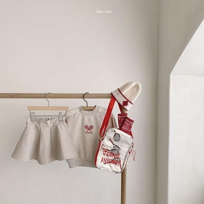 HERE I AM - BRAND - Korean Children Fashion - #Kfashion4kids - Powder Skirt