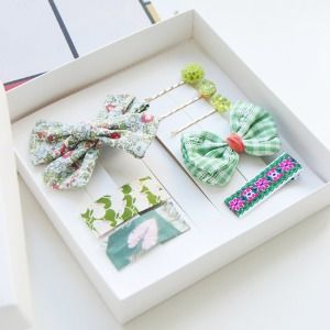 JIREH BOW - BRAND - Korean Children Fashion - #Kfashion4kids - Berte Gift Set