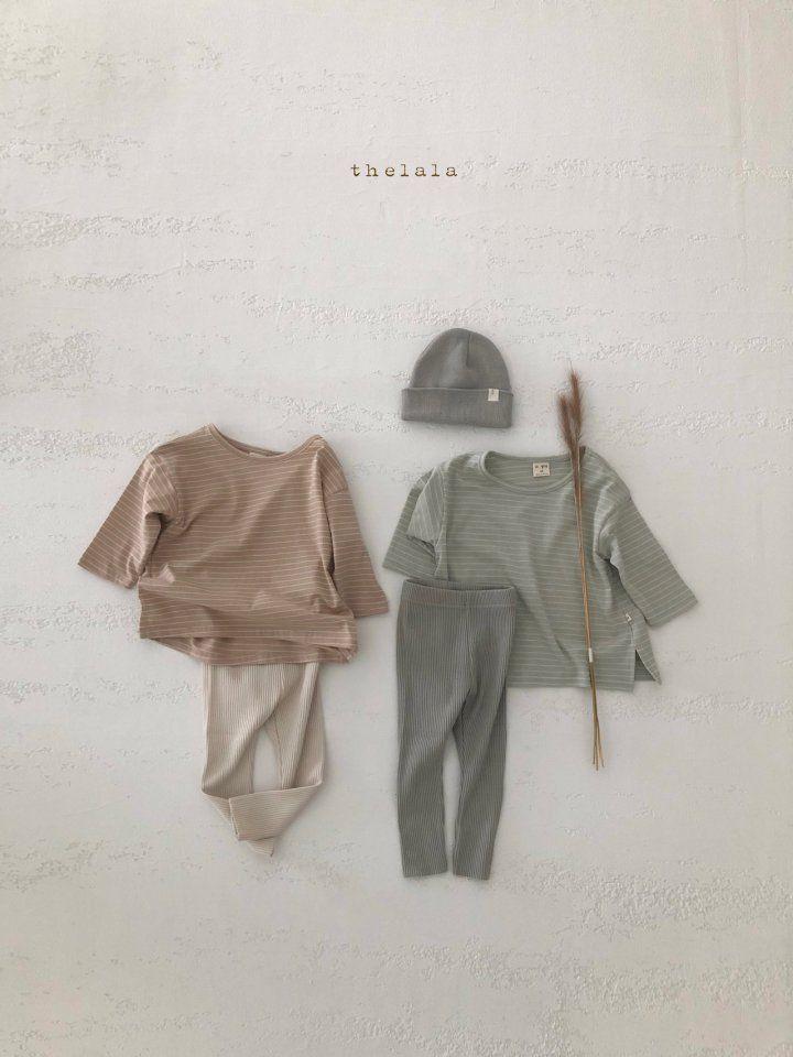 LALA - Korean Children Fashion - #Kfashion4kids - Cody Leggings - 4