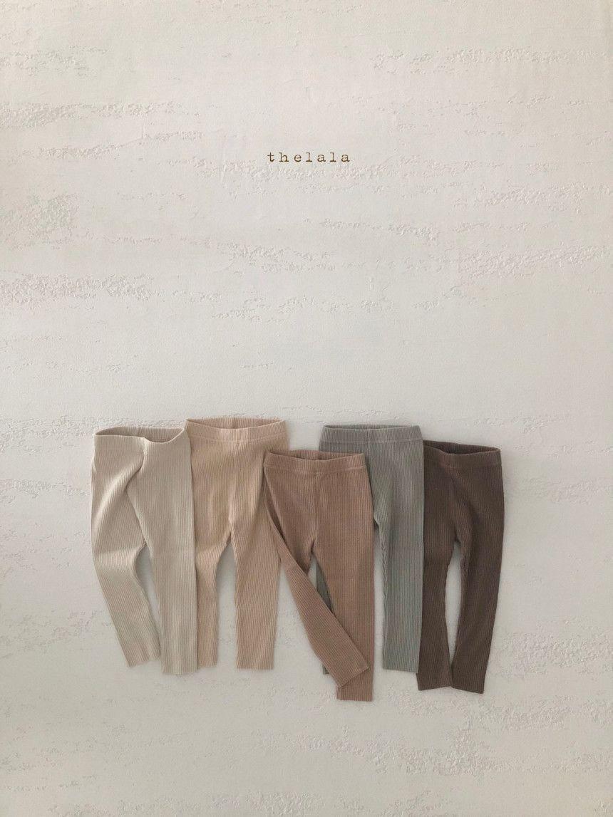 LALA - BRAND - Korean Children Fashion - #Kfashion4kids - Cody Leggings