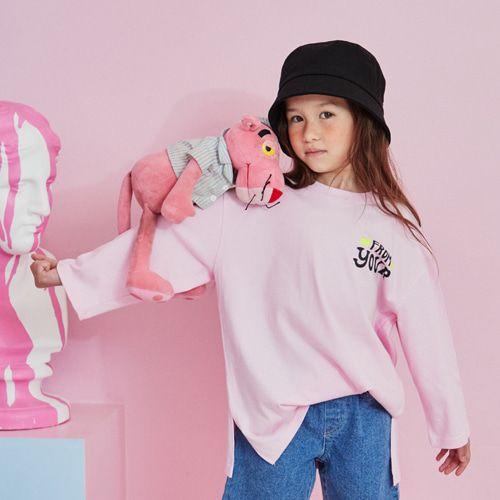 LILAS - BRAND - Korean Children Fashion - #Kfashion4kids - From Long Tee