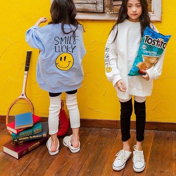MATILDA & LEE - BRAND - Korean Children Fashion - #Kfashion4kids - Colored Leggings