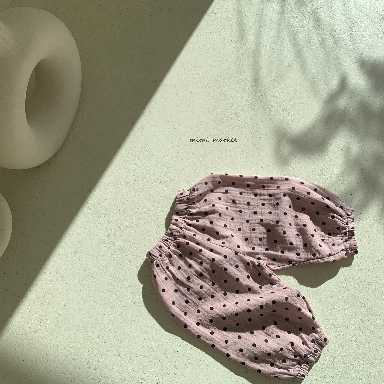 MIMI MARKET - Korean Children Fashion - #Kfashion4kids - Armani Dot Pants - 7