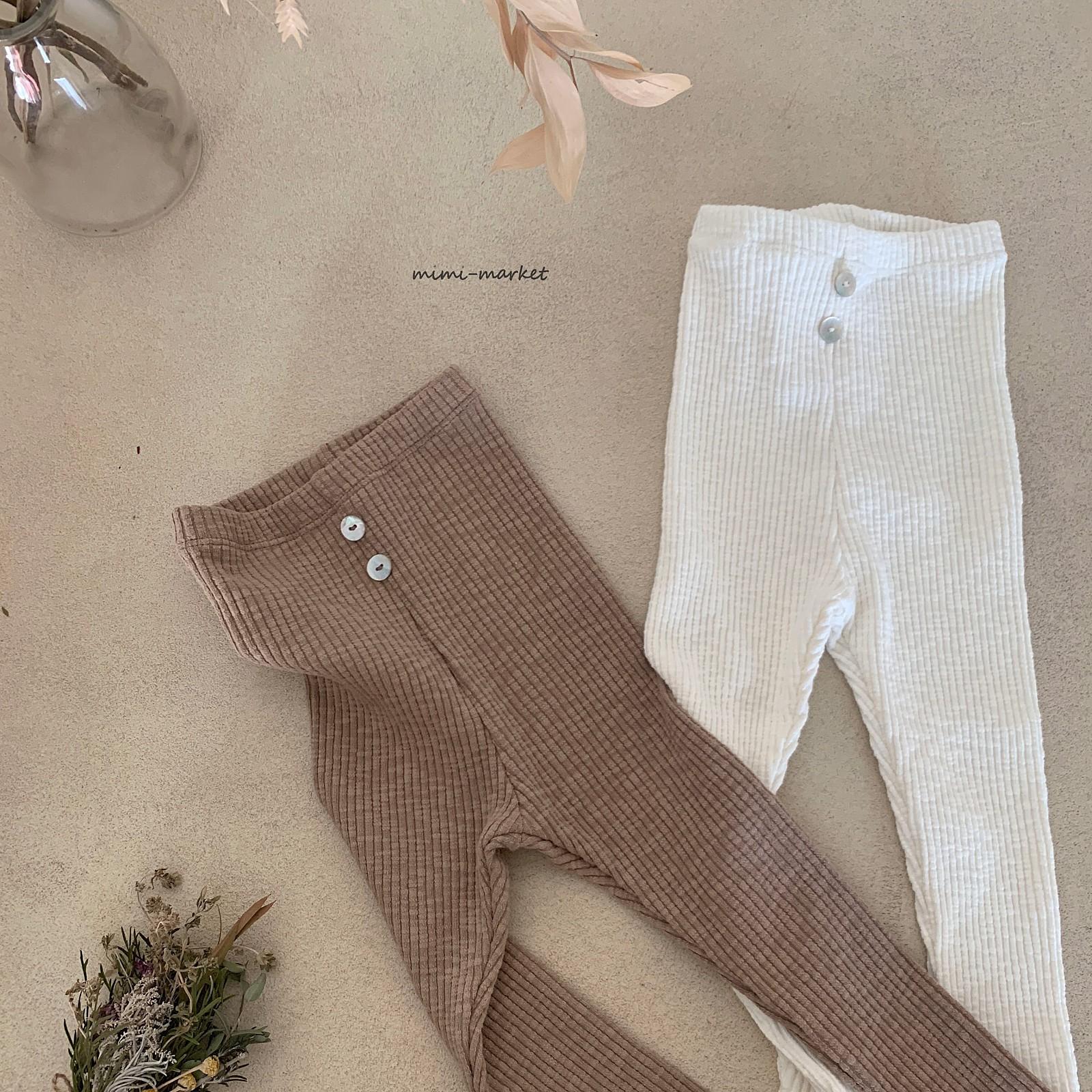 MIMI MARKET - Korean Children Fashion - #Kfashion4kids - El Foot Leggings - 2