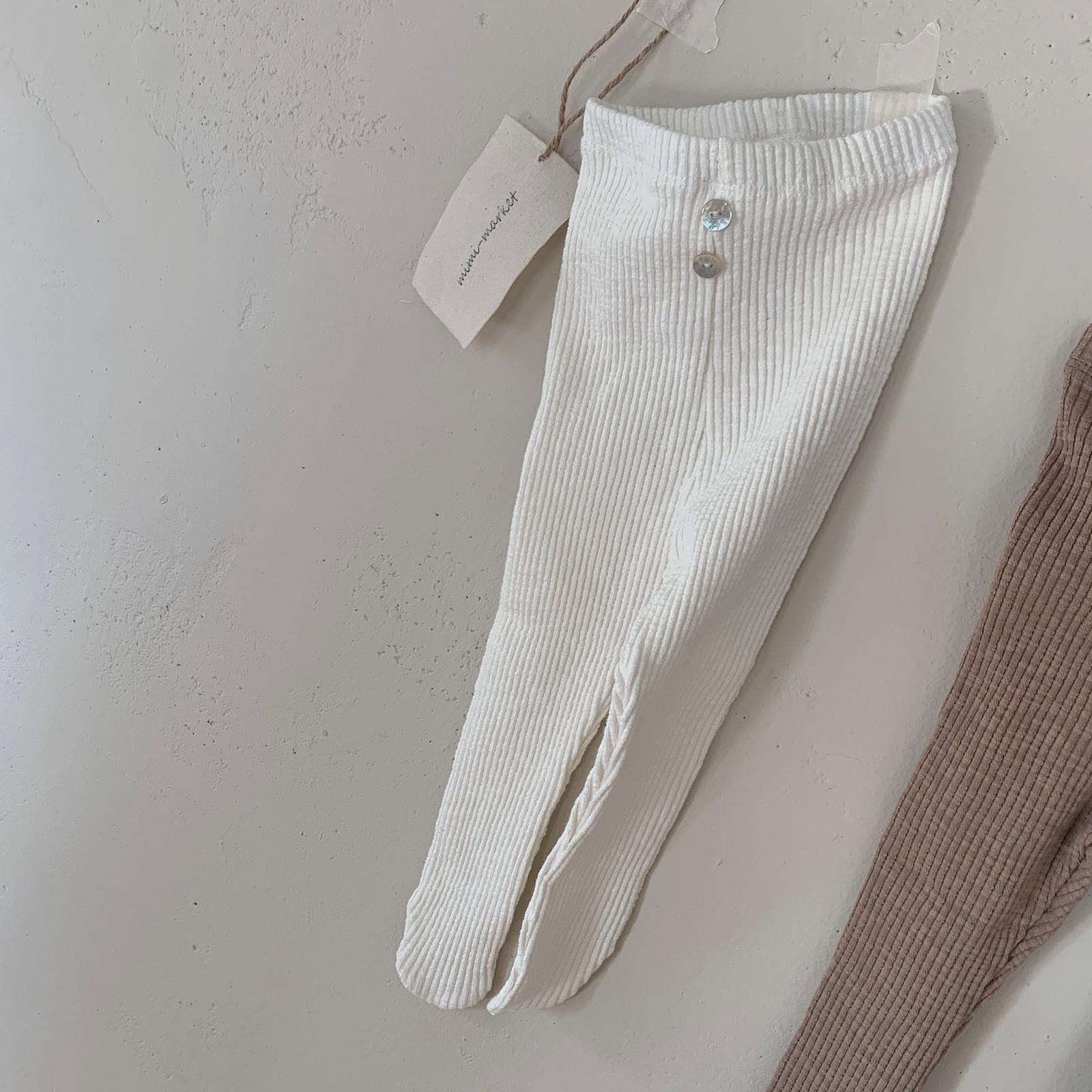 MIMI MARKET - Korean Children Fashion - #Kfashion4kids - El Foot Leggings - 8