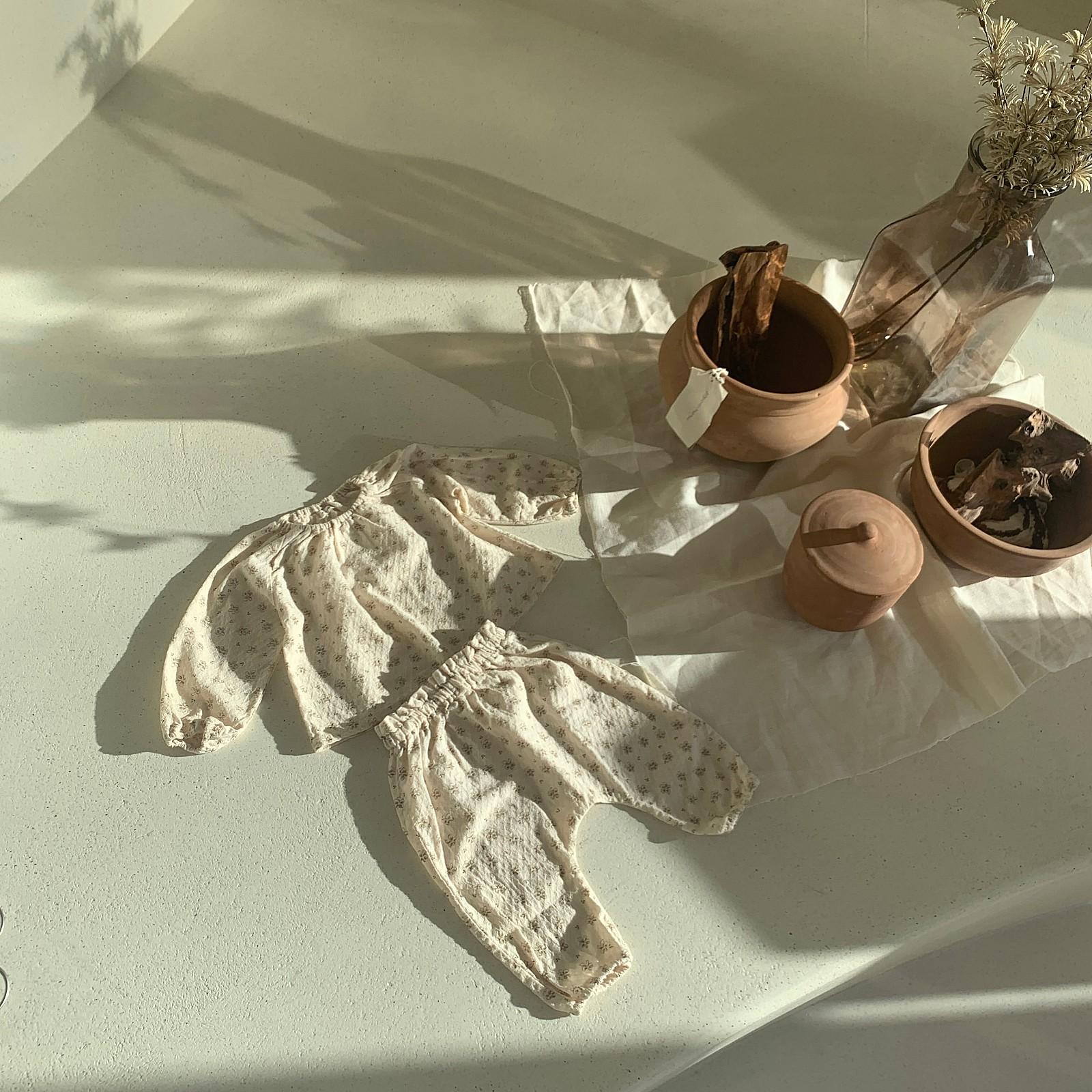 MIMI MARKET - Korean Children Fashion - #Kfashion4kids - Dove Set