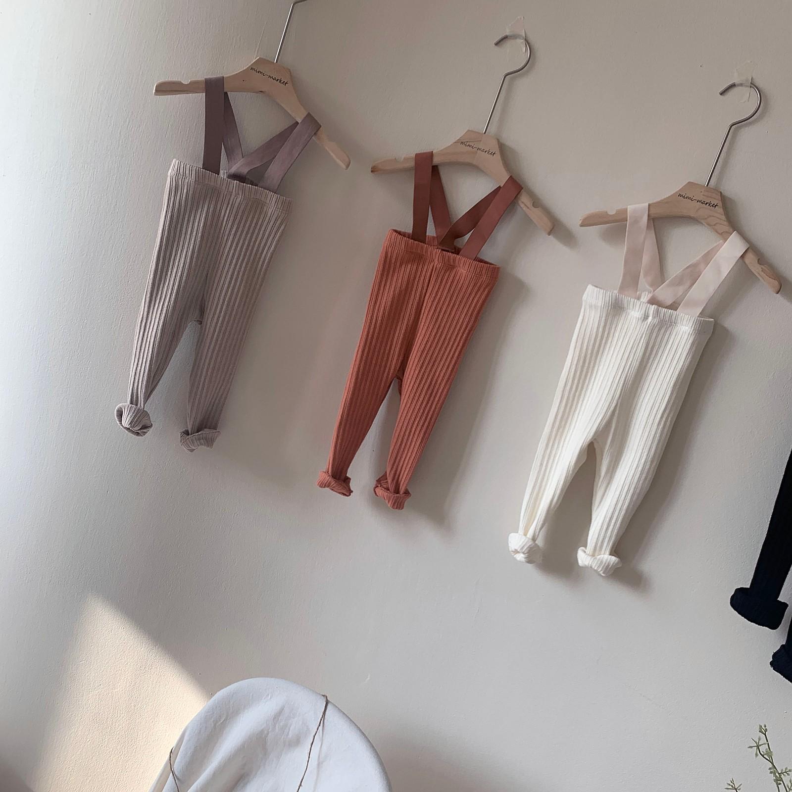 MIMI MARKET - Korean Children Fashion - #Kfashion4kids - Cozy Suspender Pants - 11