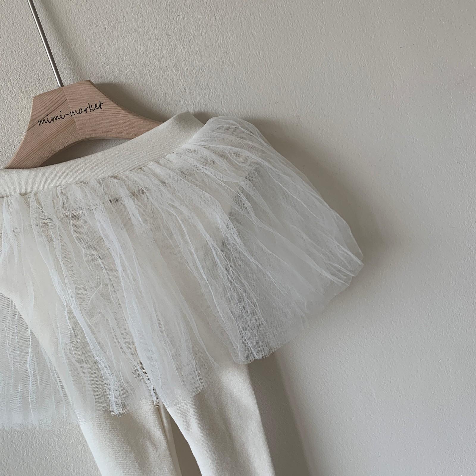 MIMI MARKET - Korean Children Fashion - #Kfashion4kids - Tutu Leggings - 10