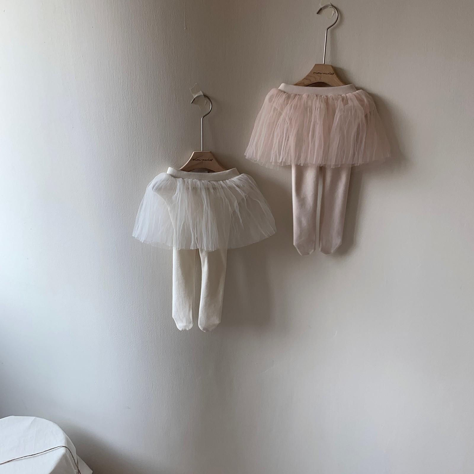 MIMI MARKET - Korean Children Fashion - #Kfashion4kids - Tutu Leggings - 5
