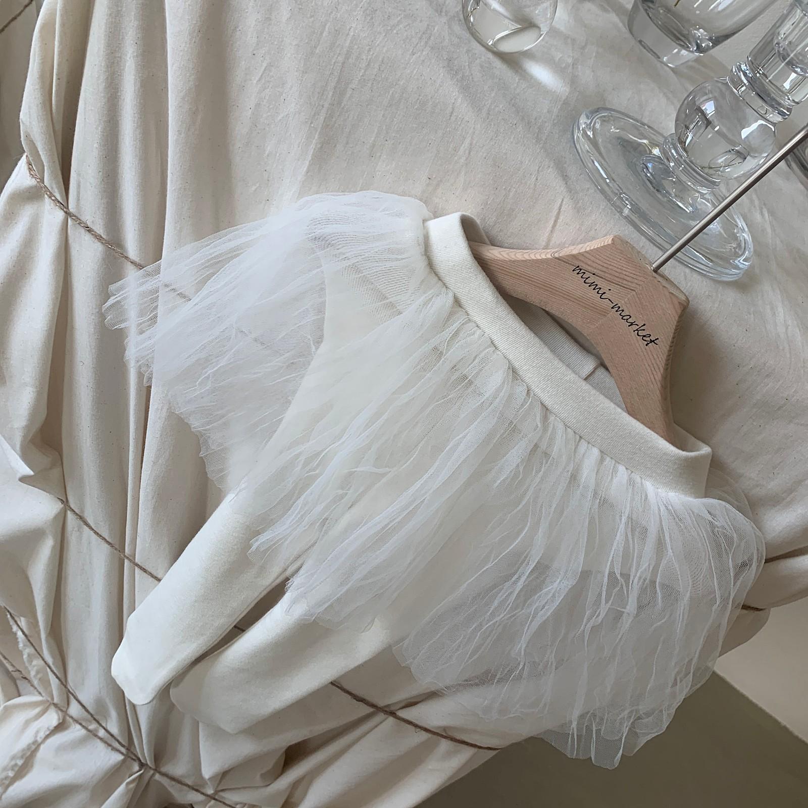 MIMI MARKET - Korean Children Fashion - #Kfashion4kids - Tutu Leggings - 7