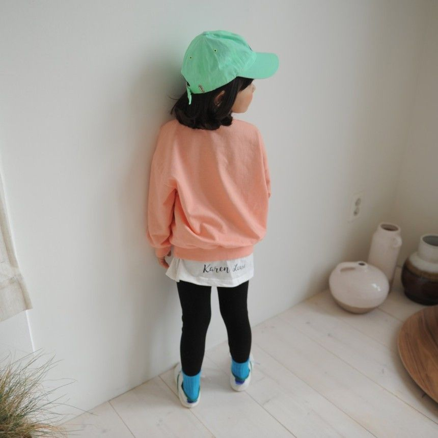 MOMO ANN - Korean Children Fashion - #Kfashion4kids - Layered Leggings