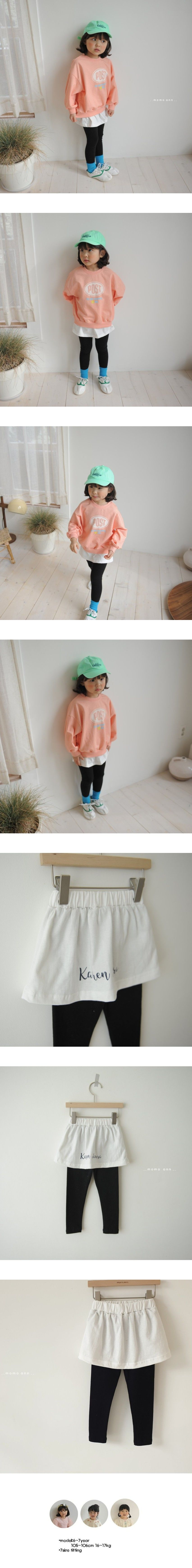 MOMO ANN - Korean Children Fashion - #Kfashion4kids - Layered Leggings - 2