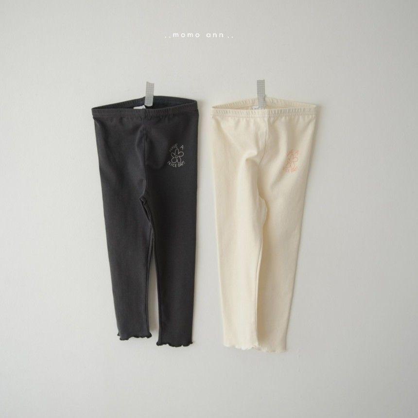 MOMO ANN - Korean Children Fashion - #Kfashion4kids - Nice Leggings