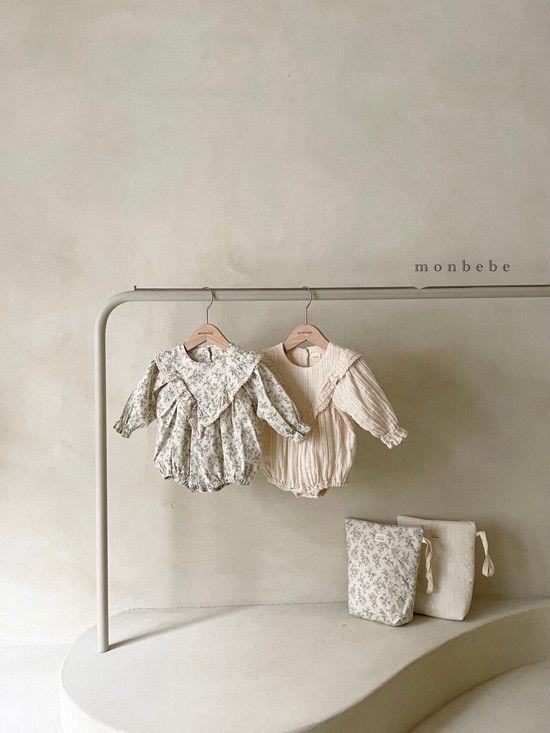 MONBEBE - Korean Children Fashion - #Kfashion4kids - Isabel Bodysuit - 2