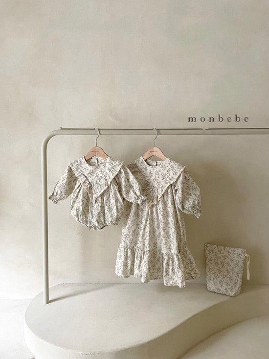 MONBEBE - Korean Children Fashion - #Kfashion4kids - Isabel Bodysuit - 4