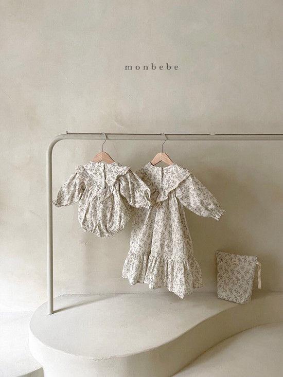 MONBEBE - Korean Children Fashion - #Kfashion4kids - Isabel Bodysuit - 5