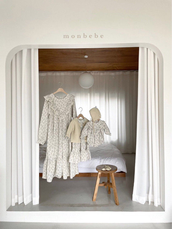 MONBEBE - Korean Children Fashion - #Kfashion4kids - Isabel Bodysuit - 6