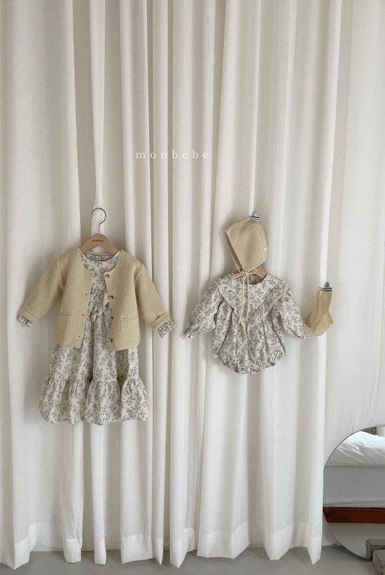 MONBEBE - Korean Children Fashion - #Kfashion4kids - Isabel Bodysuit - 7
