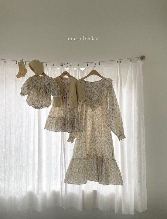 MONBEBE - Korean Children Fashion - #Kfashion4kids - Isabel Bodysuit - 8