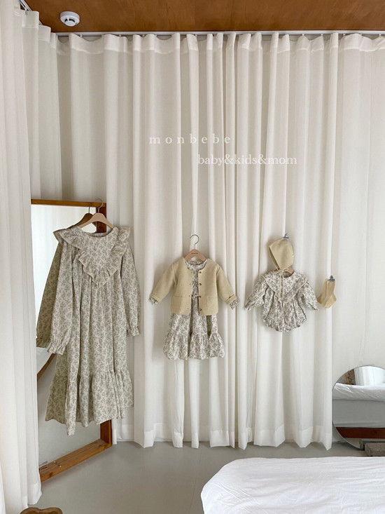 MONBEBE - Korean Children Fashion - #Kfashion4kids - Isabel Bodysuit - 9