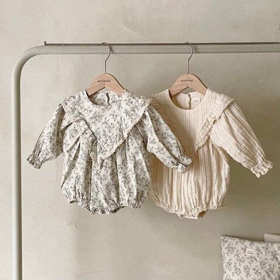 MONBEBE - BRAND - Korean Children Fashion - #Kfashion4kids - Isabel Bodysuit