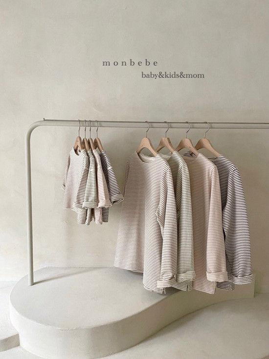 MONBEBE - BRAND - Korean Children Fashion - #Kfashion4kids - Adult Saint Tee