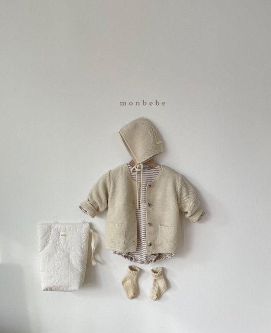 MONBEBE - Korean Children Fashion - #Kfashion4kids - Saint Romper - 8