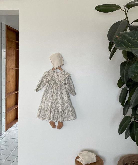 MONBEBE - Korean Children Fashion - #Kfashion4kids - Caramel Bonnet - 8