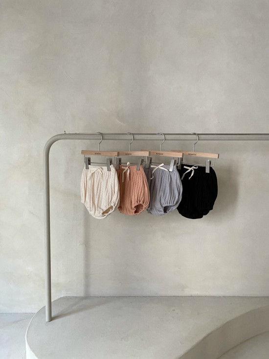 MONBEBE - Korean Children Fashion - #Kfashion4kids - Croiffle Bloomer